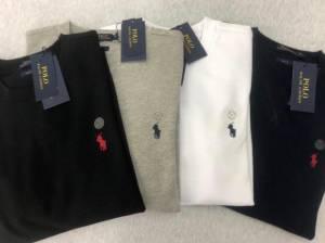 NOWA Bluza koszulka z długim rękawem Polo Ralph Lauren S M L XL