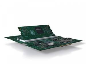 NEC Raspberry Pi 3 Compute Module NEC Edition