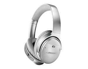 Słuchawki QietComfort 35 II srebrne