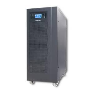 Zasilacz awaryjny UPS, on-line, czysta fala sinusoidalna, 10kVA, 8kW, LCD USB