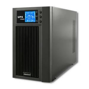 Zasilacz awaryjny UPS, on-line, czysta fala sinusoidalna, 3KVA, 2.4W, LCD, USB