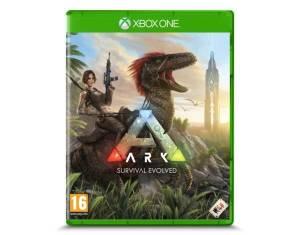 Gra Xbox One Ark Survival Evolved