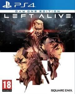 Gra PS4 Left Alive