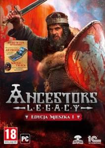 Gra PC Ancestors Legacy Edycja Mieszka I