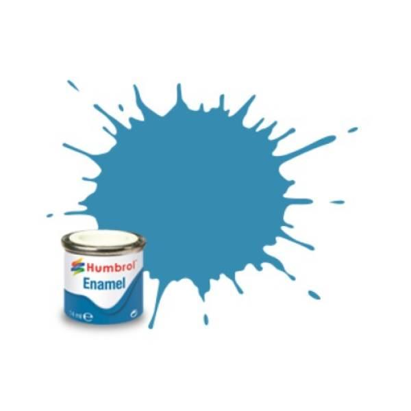 HUMBROL Farba Nr48 Medit erra. Blue 14mlGloss