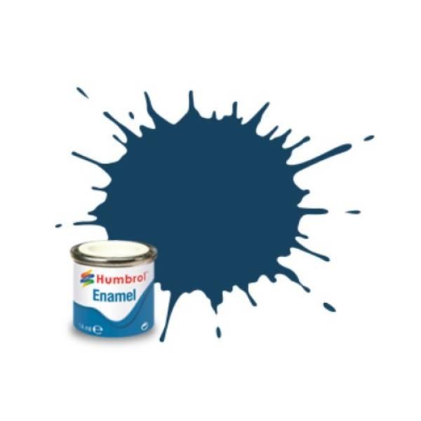 HUMBROL Farba Nr104 Oxfo rd Blue 14mlMatt