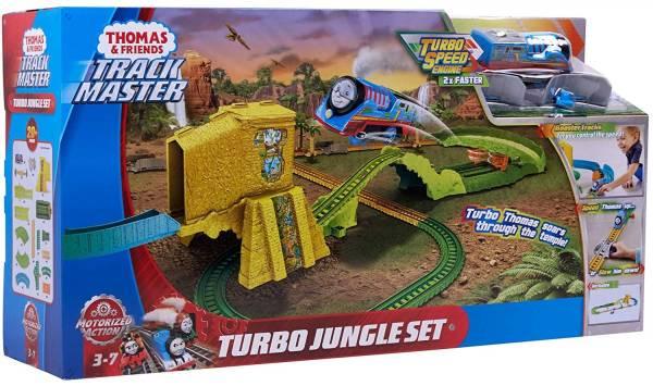Zestaw Tomek i Przyjaciele Turboskok - Ucieczka z dżungli zestaw