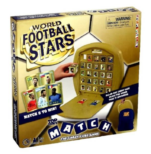 Gra Match Football Stars