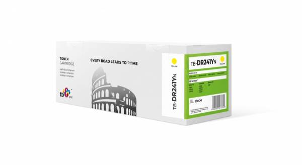 Bęben do Brother DR241 TB-DR241YN YE 100% nowy
