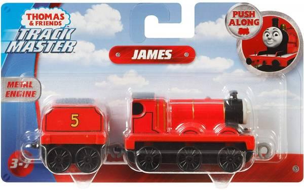 Pociąg Tomek i Przyjaciele, Duża Lokomotywka TrackMaster James
