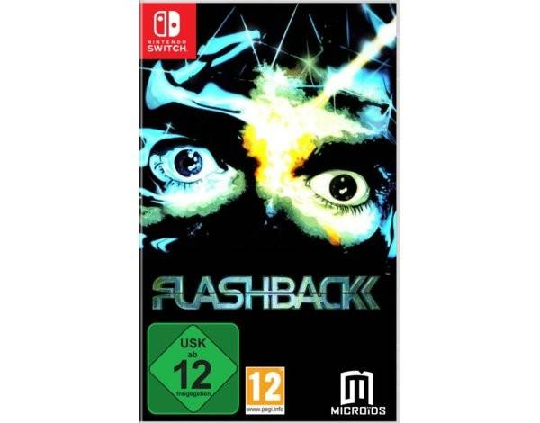 Gra Nintendo Switch FLASHBACK 25th Anniversary