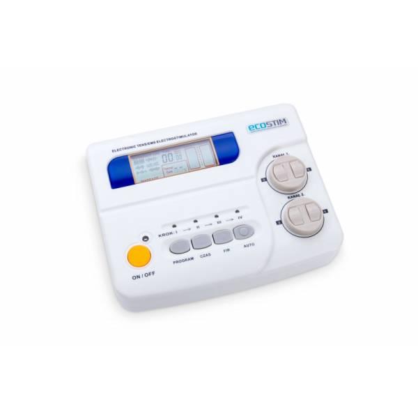 Elektrostymulator przeciwbólowy i treningowy TENS/EMS ECO80