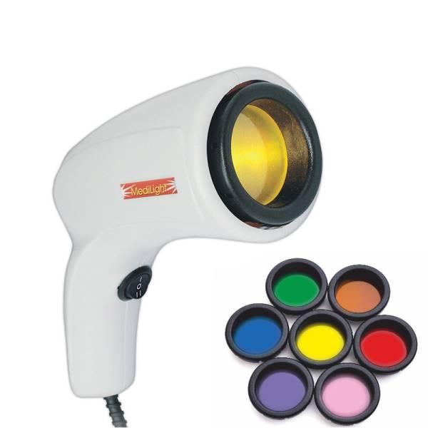 Lampa medyczna MEDILIGHT + koloroterapia