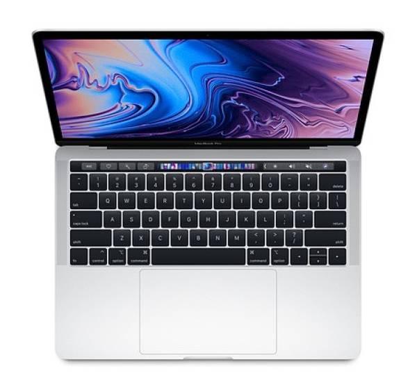 MacBook Pro 13 Touch Bar, 2.4GHz quad-core 8th i5/8GB/256GB SSD/Iris Plus Graphics 655 - Silver