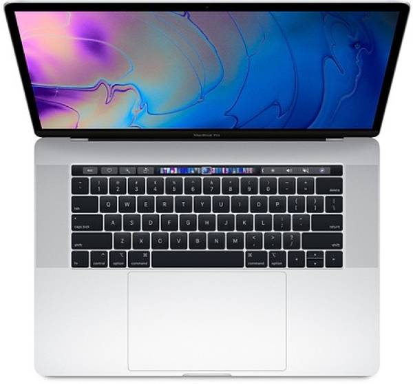 MacBook Pro 15 Touch Bar, 2.6GHz 6-core 9th i7/16GB/256GB SSD/RP555X - Silver