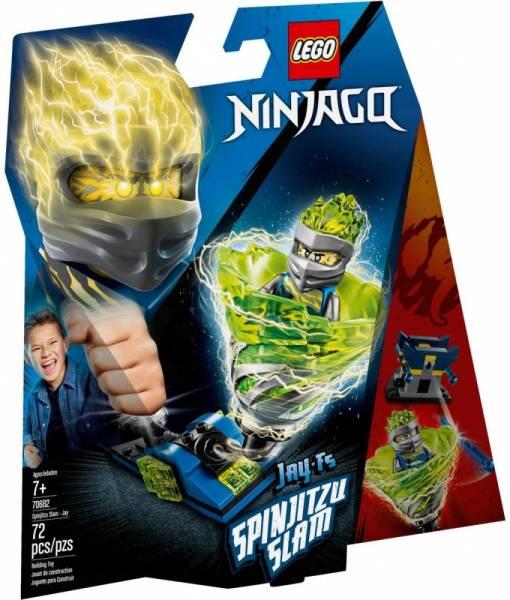 Klocki Ninjago Potęga Spinjitzu-Jay