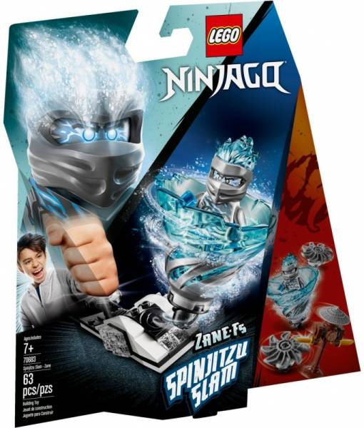 Klocki Ninjago Potęga Spinjitzu - Zane