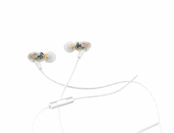 Słuchawki douszne Soul Pro białe