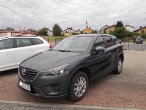Mazda CX-5 2015r. 2200cm3 150KM 140000km olej napędowy (diesel)