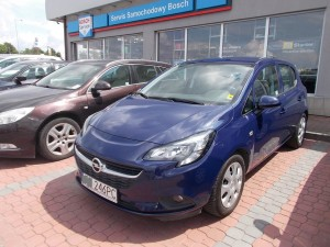 Opel Corsa 2017r. 1300cm3 75KM 91000km olej napędowy (diesel)