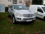 Mercedes ML 2007r. 3997cm3 306KM 249149km olej napędowy (diesel)