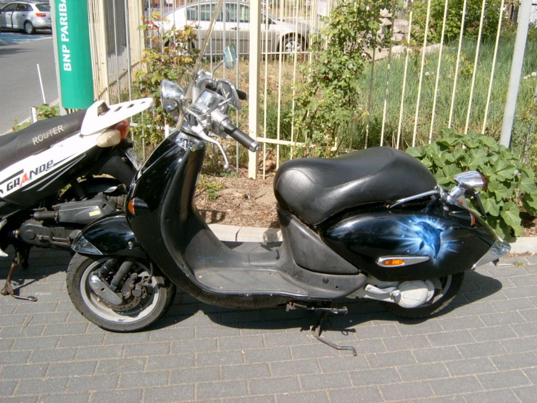 Aprilia Habana 2005r. 49cm3 2KM 13971km benzyna