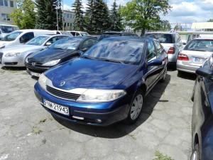Renault Laguna 2002r. 1783cm3 120KM 339015km benzyna+LPG