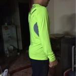 Bluzka koszulka długi rękaw na rower 5 kolorów 2XL