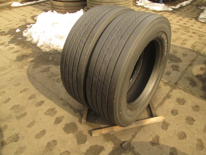 275/70R22.5 Dunlop SP372 opony przednia oś para