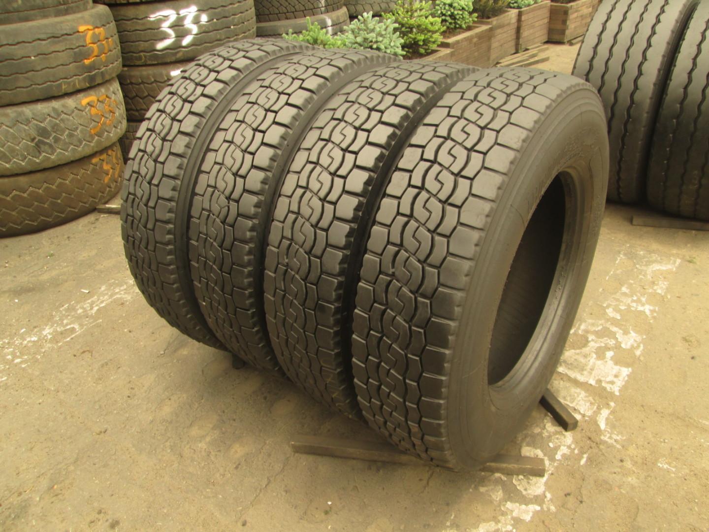275/80R22.5 Bridgestone VSteel MIX 716 opony napęd