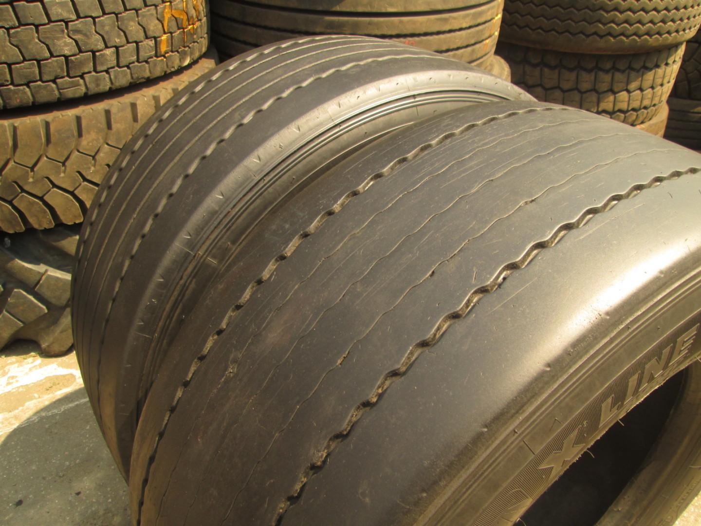 385/55R22.5 Michelin X-Line T opony naczepowe para