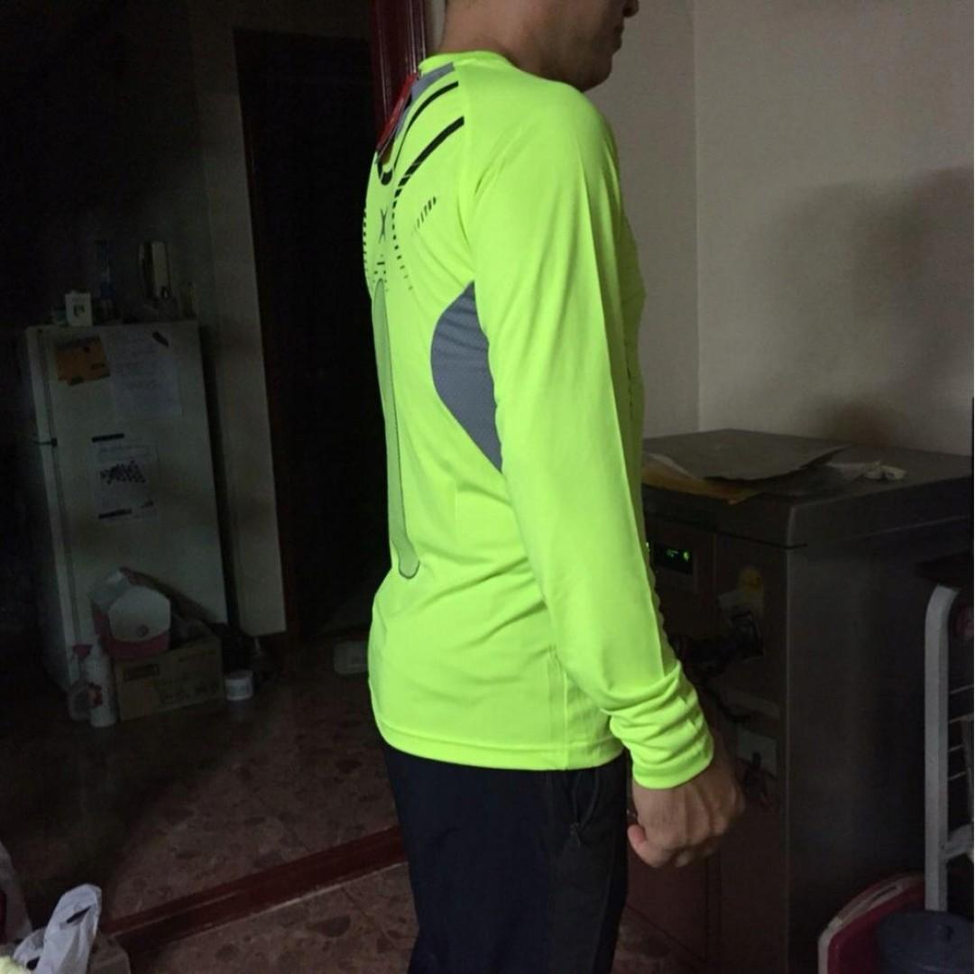 Bluzka koszulka długi rękaw na rower 5 kolorów L