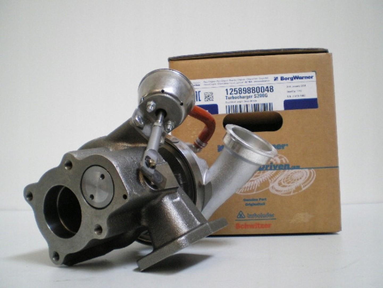 Turbosprężarka BorgWarner 04505493 4505493KZ