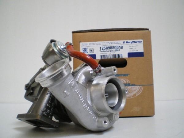 Turbosprężarka BorgWarner Deutz Volvo EW 180