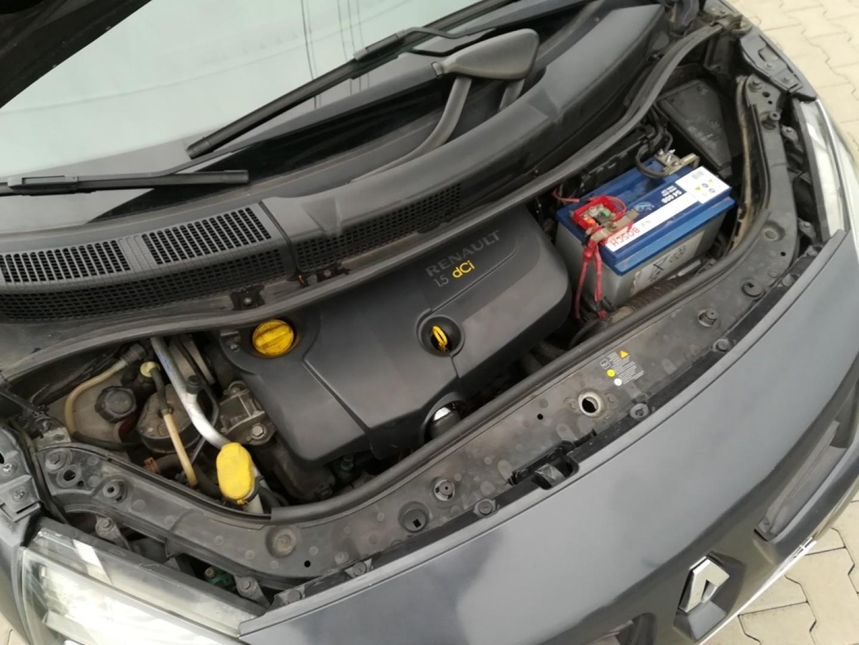 Renault Scenic 2008r. 1500cm3 106KM 155000km olej napędowy (diesel)