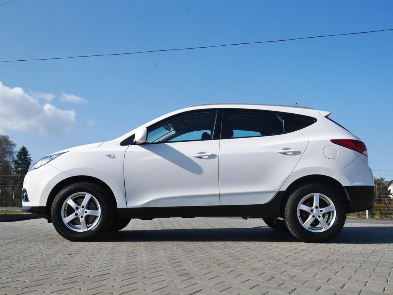 Hyundai ix35 2012r. 1600cm3 135KM 76000km benzyna