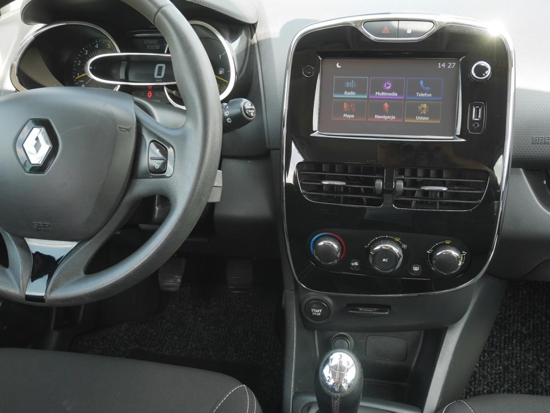 Renault Clio 2013r. 1500cm3 75KM 127000km olej napędowy (diesel)