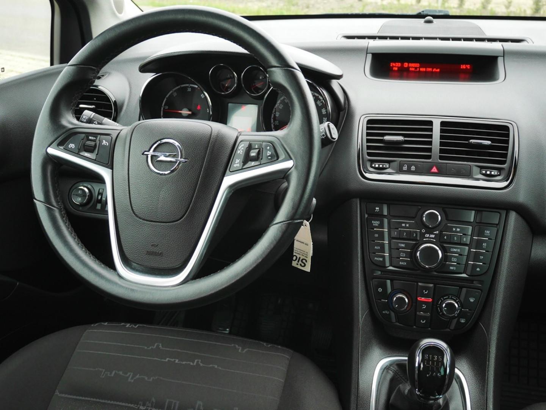Opel Meriva 2011r. 1700cm3 110KM 184000km olej napędowy (diesel)