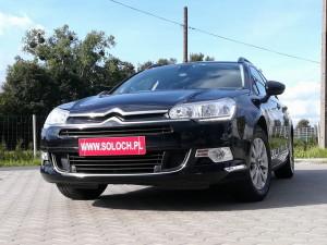 Citroen C5 2013r. 1600cm3 109KM 145000km olej napędowy (diesel)