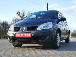 Renault Scenic 2007r. 1600cm3 102KM 137000km benzyna+LPG
