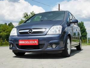 Opel Meriva 2008r. 1700cm3 101KM 245000km olej napędowy (diesel)