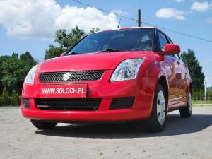 Suzuki Swift 2008r. 1300cm3 92KM 99000km benzyna
