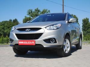 Hyundai ix35 2010r. 2000cm3 163KM 183000km benzyna