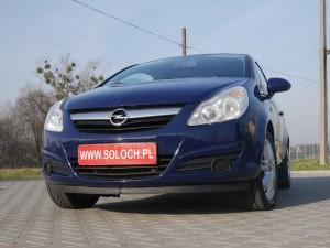 Opel Corsa 2008r. 1300cm3 75KM 132000km olej napędowy (diesel)