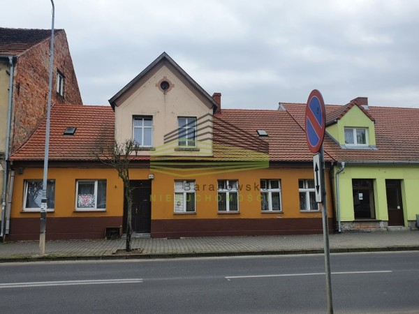 Dom w Międzychodzie na sprzedaż!