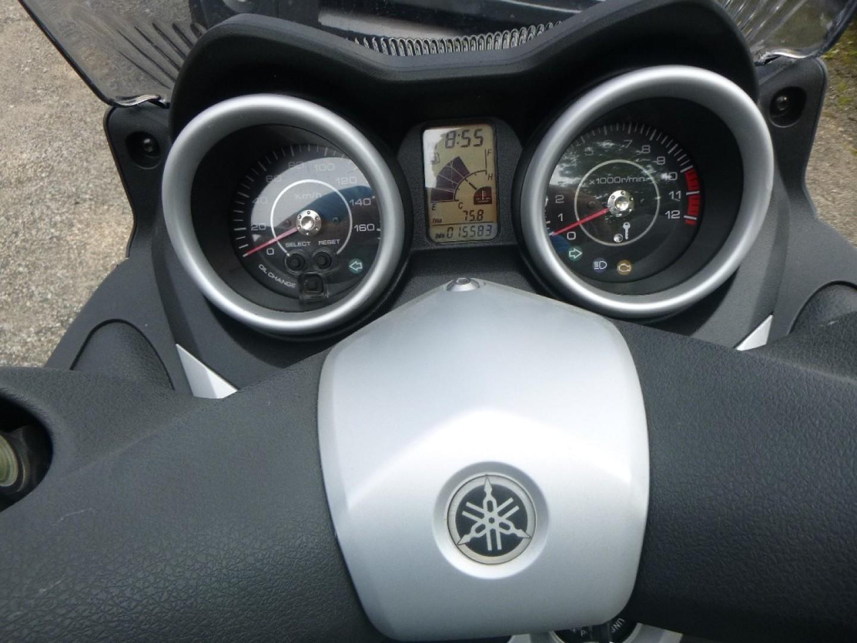 Yamaha X-max 2010r. 125cm3 14KM 15000km benzyna