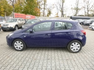 Opel Corsa 2016r. 1400cm3 90KM 111000km benzyna+LPG