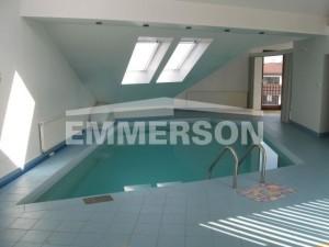 Dom z basenem na Wilanowie Królewskim!