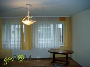 Segment mieszkalny z przyległymi lokalami.