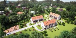 Kraków, Swoszowice, nowy dom do wykończenia